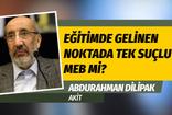 Abdurrahman Dilipak'tan sert eleştiri: Eğitim sistemi de yanlış, karar verenler de, uygulayanlar da!