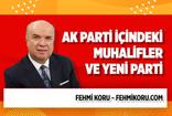 Fehmi Koru'dan AK Parti ve yeni parti ile ilgili dikkat çeken yazı