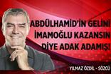 2. Abdülhamid'in gelini Zeynep Osman ile İmamoğlu buluşması! Yılmaz Özdil'den bomba detaylar