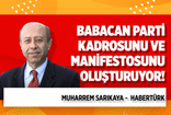Ali Babacan partisinin kadrosunu ve manifestosunu oluşturuyor!