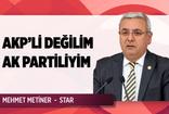 Mehmet Metiner AK Parti'ye ilişkin sözlerine açıklık getirdi
