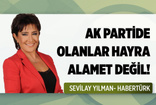 AK Parti'de olanlar partinin geleceği açısından çok hayra alamet değil