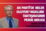Murat Yetkin: AK Parti'de neler oluyor? Maklube tartışmasının perde arkası