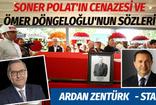 Amiral Soner Polat'ın cenazesi ve İlahiyatçı yazar Ömer Döngeloğlu'nun cenazede yaptığı konuşma!