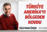 Süleyman Özışık Fırat'ın doğusuna düzenlenen operasyonu işte böyle yazdı: Türkiye Amerika'yı bölgeden kovdu