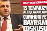 Ersoy Dede '15 Temmuz'u alkışlayanların Cumhuriyet Bayramı coşkusu'nu yazdı