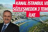 Kanal İstanbul ve sözleşmeden 3 temel ilke!