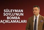 Cem Küçük: Süleyman Soylu'nun bomba açıklamaları