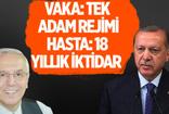 Orhan Uğuroğlu: Vaka: Tek adam rejimi Hasta: 18 yıllık iktidar