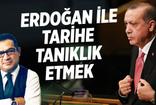 Osman Diyadin: Tayyip Erdoğan ile tarihe tanıklık etmek