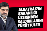 Ali Karahasanoğlu: Albayrak'ın bakanlığı üzerinden saldırılarını yürüttüler