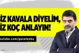 Ali Karahasanoğlu: Biz Kavala diyelim, siz Koç anlayın!