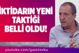 Mehmet Tezkan: İktidarın yeni taktiği belli oldu!