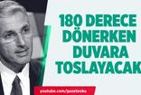NEDİM ŞENER : 180 DERECE DÖNERKEN DUVARA TOSLAYACAK!