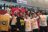 Türk öğrencilerin robotu ABD'den iki ödülle dönüyor
