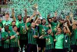 Galatasaray'ı eleyen Akhisarspor TFF Süper Kupa'nın sahibi oldu