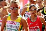Avrupa'da yarışan Meryem Bekmez'den 5 Türkiye rekoru birden