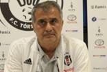 Şenol Güneş Beşiktaş için 5-6 hafta süre istedi