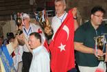 Hatay'da yapılan 9. Aba Güreşlerinde Türkiye dünya şampiyonu oldu