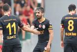 Galatasaray, İstanbulspor ile yaptığı hazırlık maçını 2-1 galip bitirdi