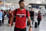 Beşiktaş, Negredo'ya havalimanında evrak imzalattı