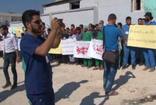Suriye'de yüzlerce doktor İdlib saldırılarına karşı eylem yaptı