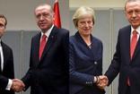 Cumhurbaşkanı Erdoğan'dan New York'ta yoğun mesai