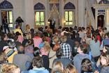 Almanya'daki 'Açık Cami Günü'ne gayrimüslimler akın etti