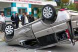 Karabük'te zincirleme kaza: 1 yaralı