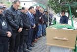 Hollanda'da annesini kurtarmak isterken hayatını kaybeden Erdem memleketi Trabzon'da toprağa verildi