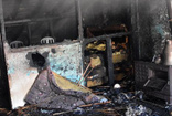 Konya'da Suriyeli ailenin evinde yangın çıktı 4 çocuk dumandan zehirlendi