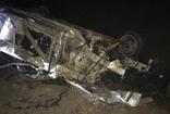 Denizli'de otomobil nehre uçtu: 2 ölü, 2 yaralı