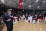 Dışişleri Bakanı  Mevlüt Çavuşoğlu ve Başkan Menderes Türel arabaşı buluşmasına katıldı