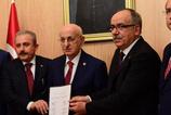 AK Parti - MHP ittifak paketi Meclis'te