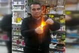 İstemeyerek satıyorum deyip ateşe verdi!