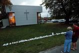 Cami saldırısını bakın kaç kişi canlı canlı izlemiş!
