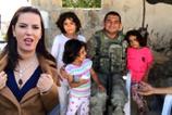 Yeşim Salkım'dan Suriye'de görev yapan astsubay'a sert sözler!