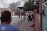 Kamışlı'da bomba yüklü araç patladı