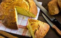 Haftasonu kahvaltılarına yakışır: Patatesli ekmek tarifi!