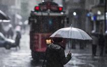 Meteoroloji uyarı geçti kuvvetli geliyor