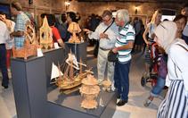 Ustalar Silivri'de eserlerini sergiliyor