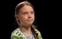 Prestijli Time dergisi Greta Thunberg'i yılın kişisi seçti!