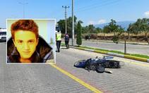 Aydın'da 17 yaşında motosiklet başına geçince olanlar oldu