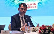 Çevre ve Şehircilik Bakanı Murat Kurum'dan atık suyu açıklaması