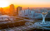 Kazakistan'ın başkenti Astana'nın ismi Nur-Sultan olacak
