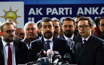 AK Parti Ankara İl Başkanı Hakan Han Özcan'dan  usulsüzlükler hakkında açıklama