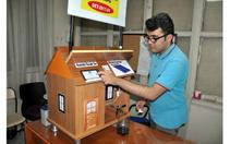 Osmaniye'de doğal gaz ve elektrikte enerji tasarrufu sağlayan cihaz yaptılar