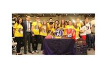 Türkiye'yi temsil eden İzmirli tek devlet okulu, lego final turnuvasında