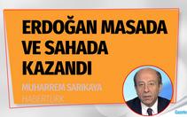Muharrem Sarıkaya açıkladı: Sahada ve masada kazanan tek kişi var!