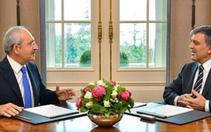 Kılıçdaroğlu ve Abdullah Gül ilişkisi